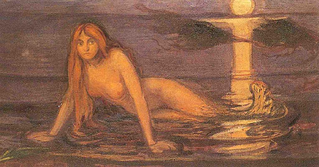 Edvard-Munch-La-Signora-dallacqua-1896-Philadelphia-Museum-of-Art-Philadelphia