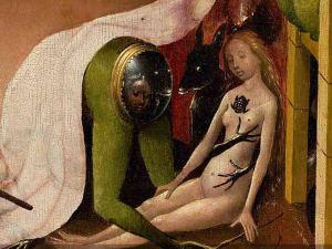 Hyeronimus-Bosh-Il-giardino-delle-Delizie-LInferno-Musicale-particolare-1480-1490-Museo-del-Prado-Madrid