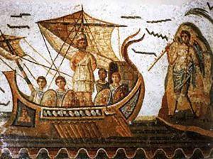 Ulisse-e-le-sirene-dettaglio-del-mosaico-romano-proveniente-dalla-Casa-di-Dioniso-e-Ulisse-a-Dougga-Thugga-II-III-secolo-d.C-Museo-del-BardoTunisi.-300x224