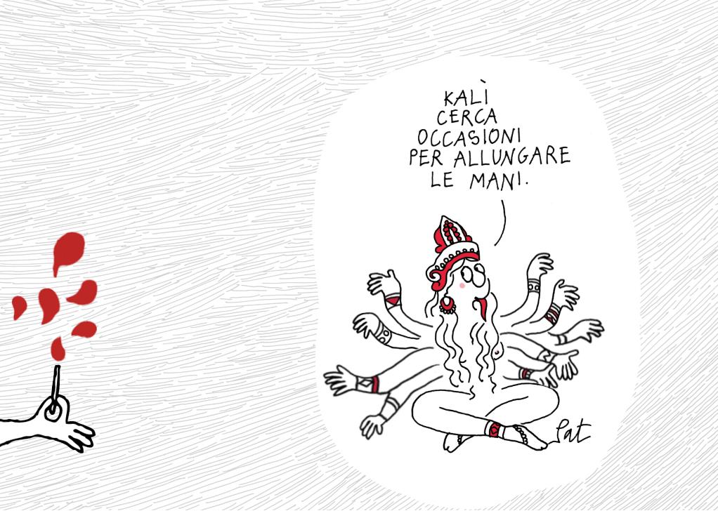 Pat Carra, Annunci a luci rosse (Libreria delle donne, 2014)