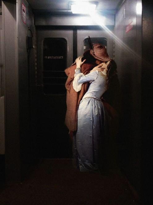 Francesco Hayez - Il bacio
