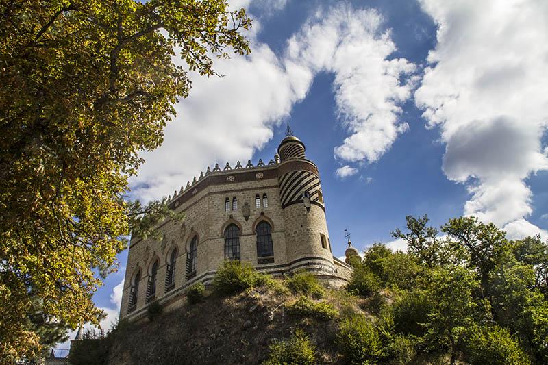 castello rocchetta mattei - mariadipietro