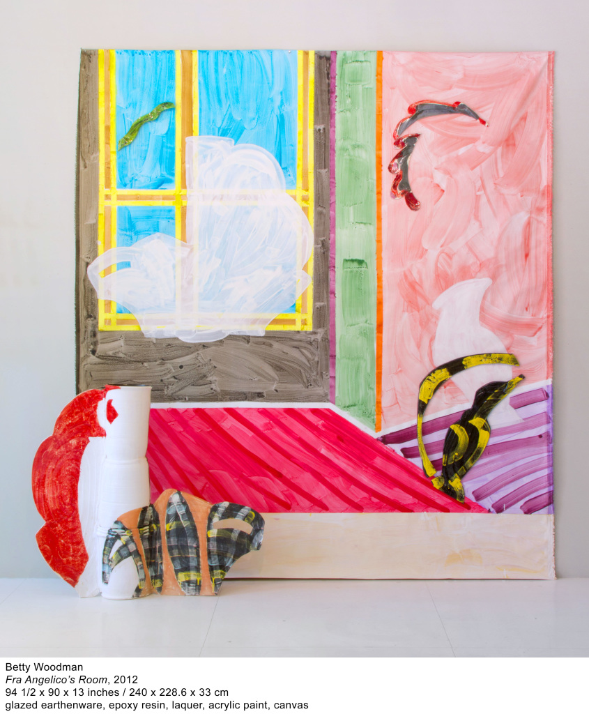 Betty Woodman, Fra Angelicos Room_Courtesy the artist and Isabella Bortolozzi Galerie, foto Bruno Bruchi
