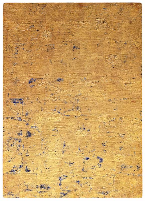 Monogold sans titre (MG 18), 1961, 80 x 56