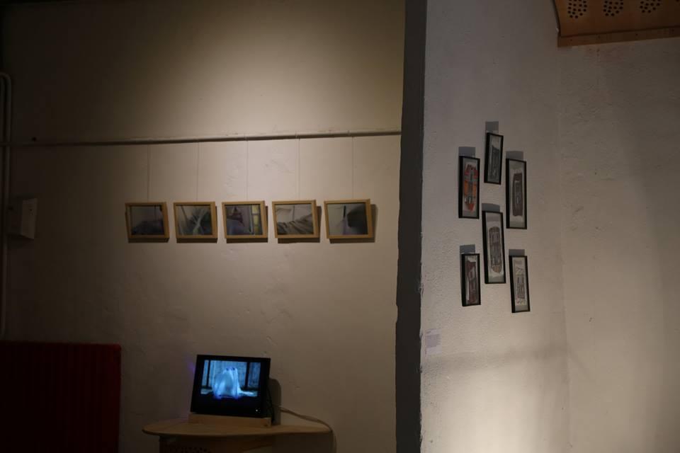 Dalla mostra: Virginia Garra e Mariantonietta Bagliato