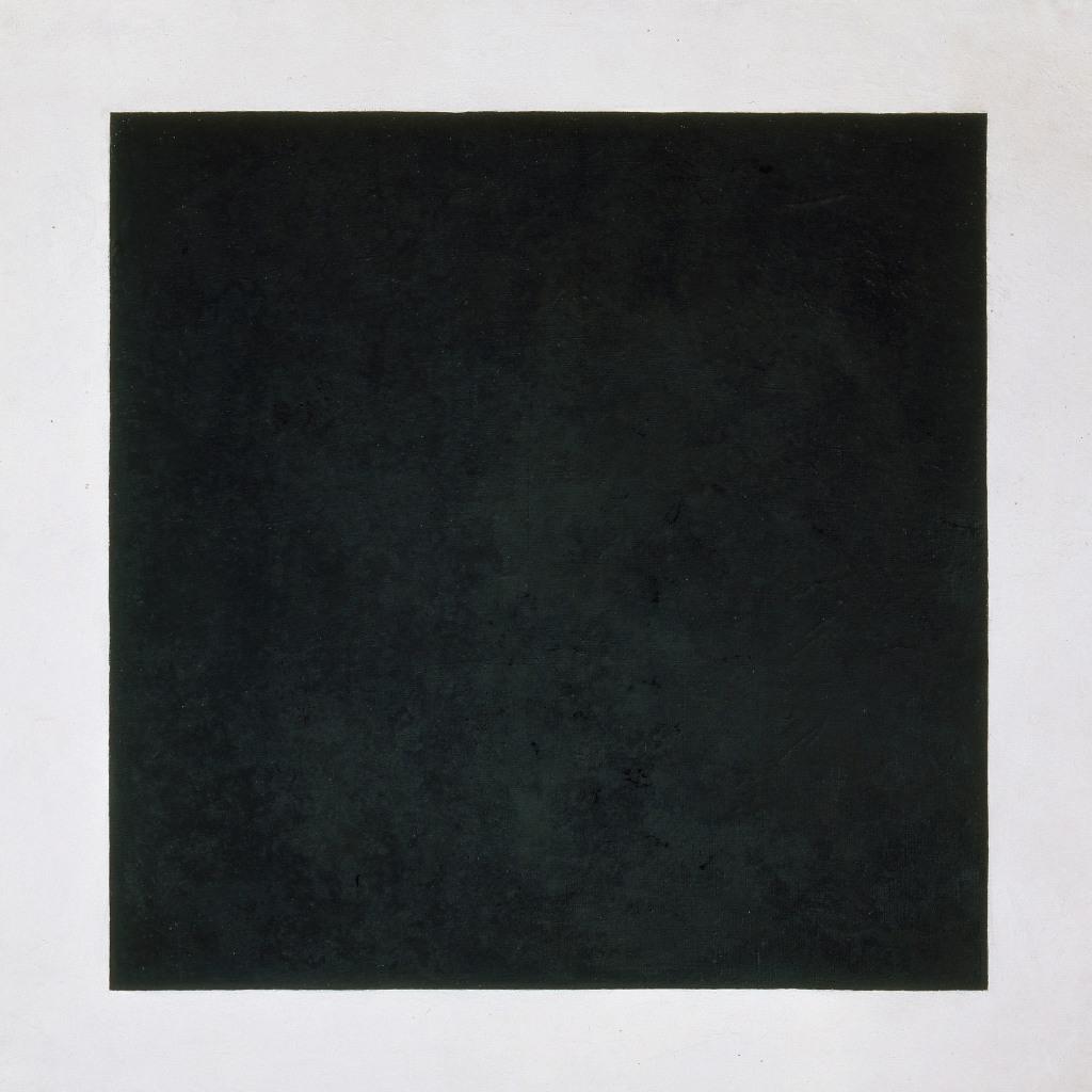 03_Malevic_Quadrato nero, 1923 ca