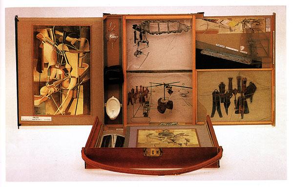 Marcel Duchamp, Boîte en-valise