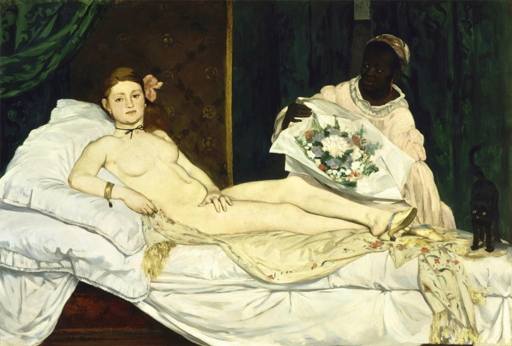 Olympia-Manet-analisi
