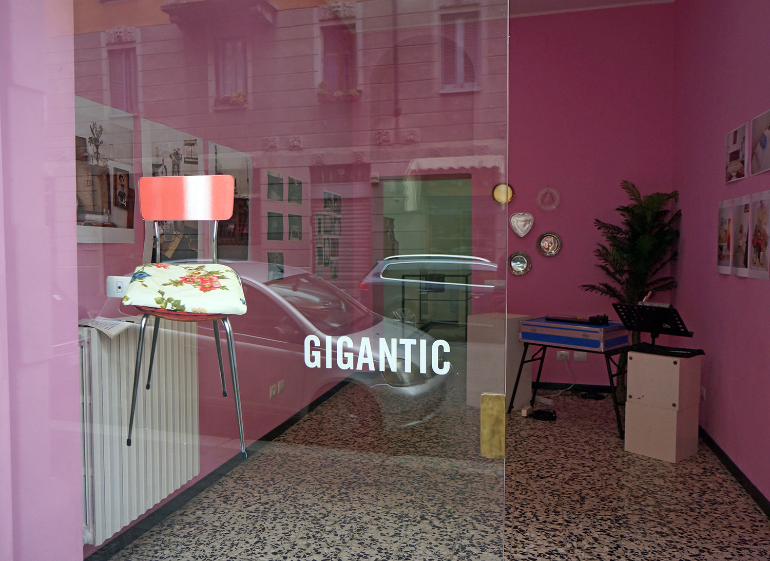 Gigantic - ©courtesy of the gallery