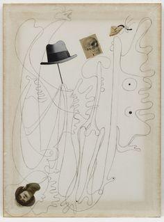 Joan Miro, 1933.