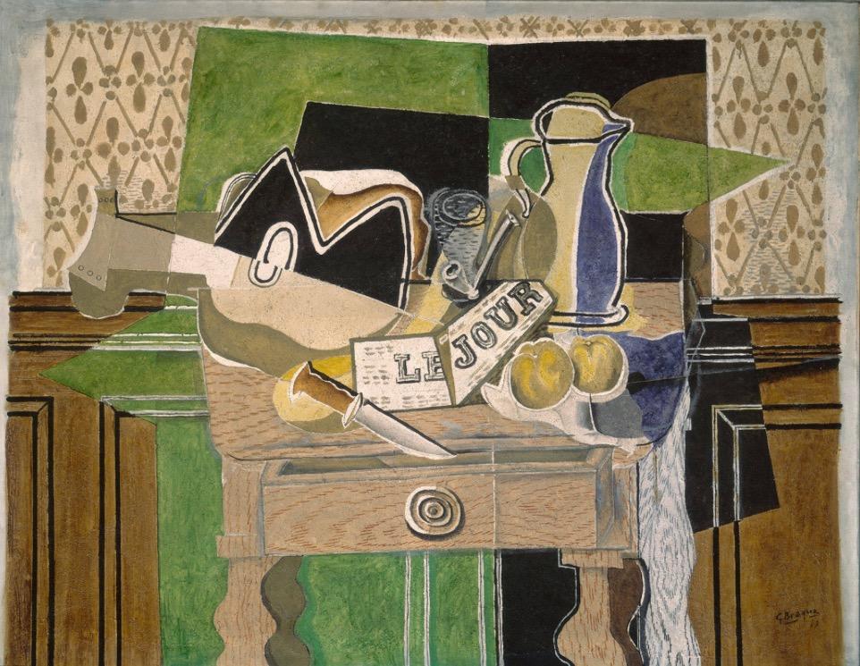 Georges Braque, Still Life le Jour, 1929