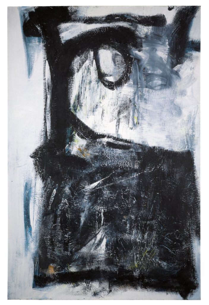 Peter Lanyon, Witness, 1961, Oil on canvas