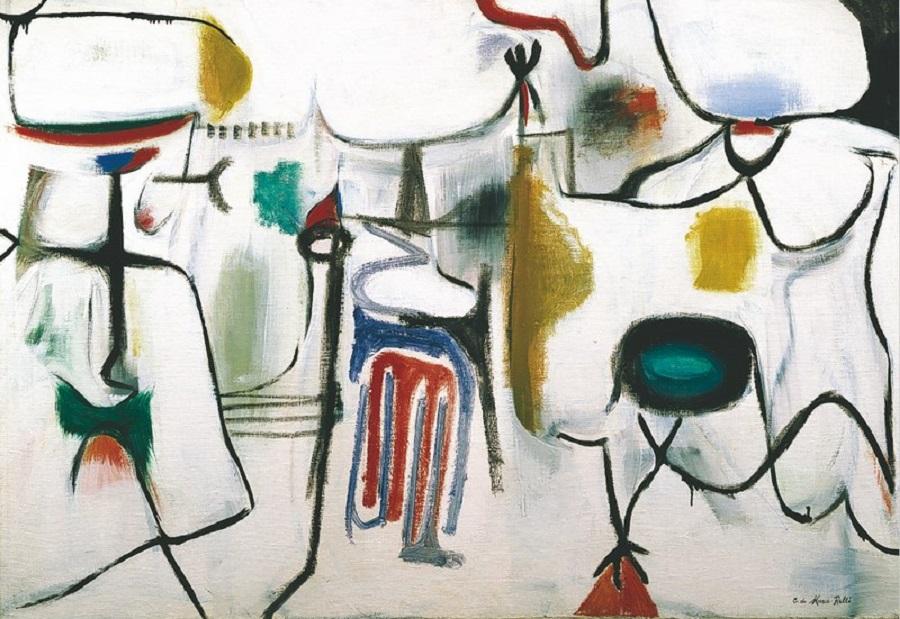 marca-relli-conrad-untitled-1950-oil-on-canvas-98-5-x-140-5-cm