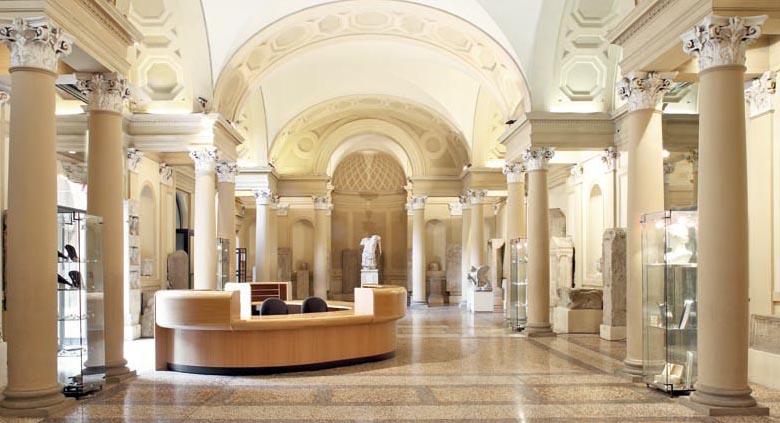 MuseoCivicoArcheo Bologna